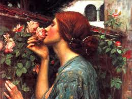 My Sweet Rose (or The Soul of the Rose) John William Waterhouse