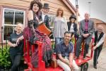Steam Poets at Severn Valley Railway