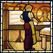 The Paper Maker with acknowledgement to www.theglasgowstory.com