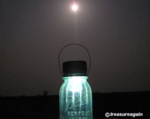 Moonlight in a jar - photo by www.etsy.com
