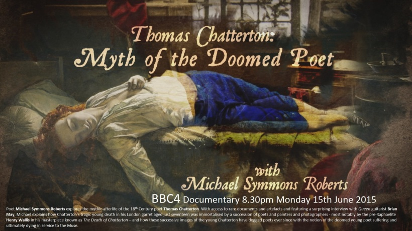 Chatterton BBC4 Broadcast 15th June 2015