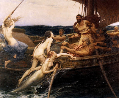 Ulysses and the Sirens_Herbert James Draper
