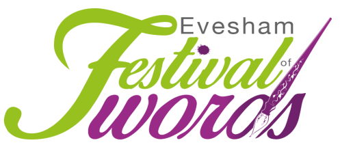 Evesham Festival of Words Logo (1)