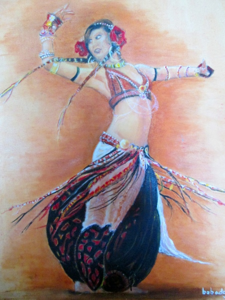 Turkish Dancer - Bob Addy