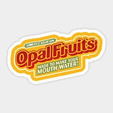 opal fruits teepublic.com